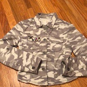BKE gray camo jacket